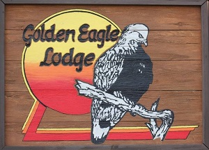Golden Eagle Lodge Logo